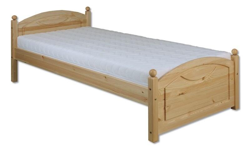 KL-126 postel šířka 90 cm