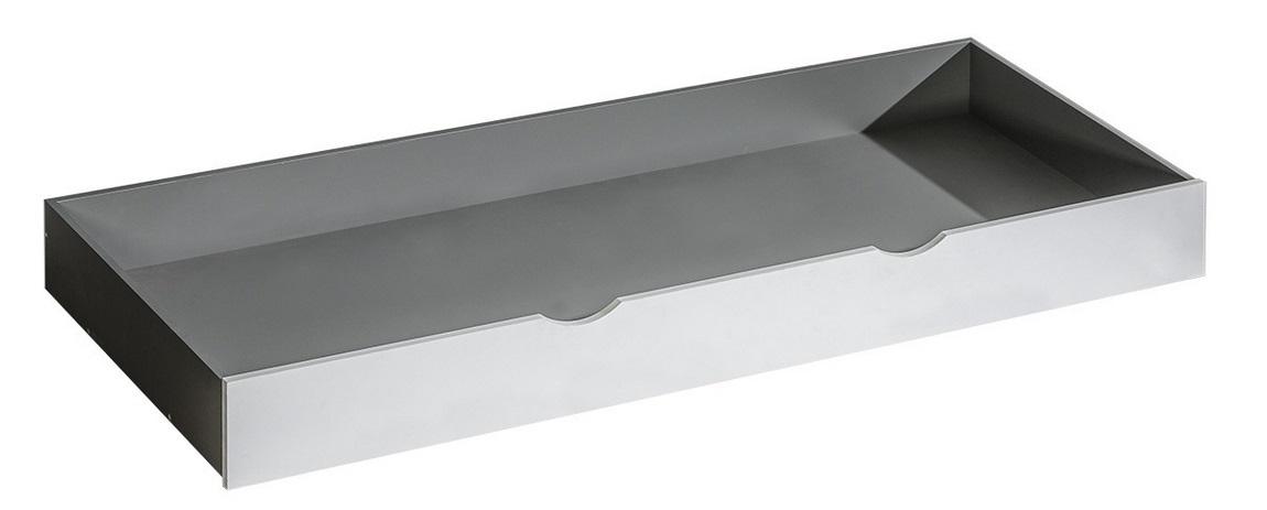Zásuvka pod postel APETTITA 13 antracit/biela