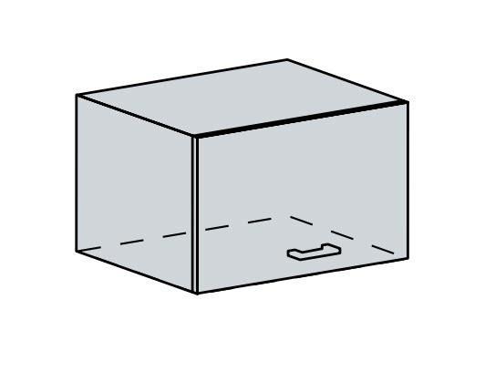 60VP h. skříňka výklopná VALERIA wk/wenge