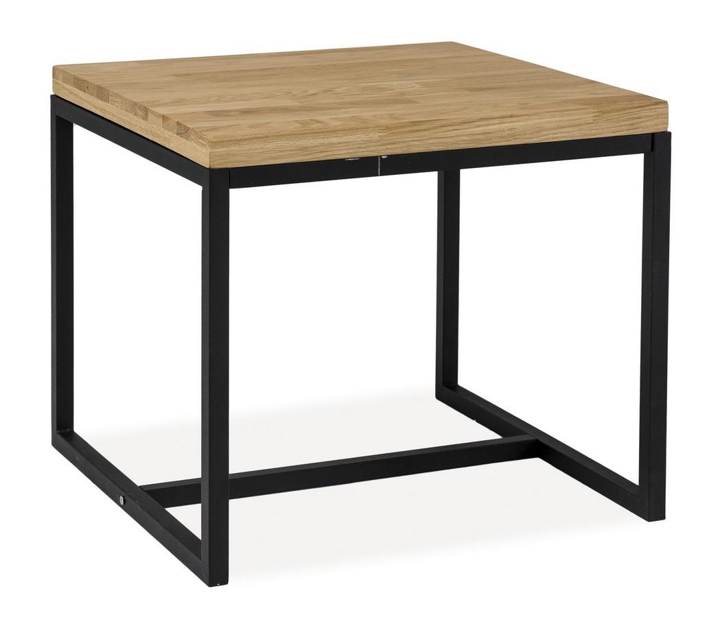 Konferenčný stolík LORAS C dřevo masiv