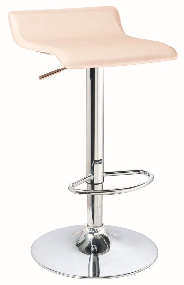 Barová stolička KROKUS A-044 krémová