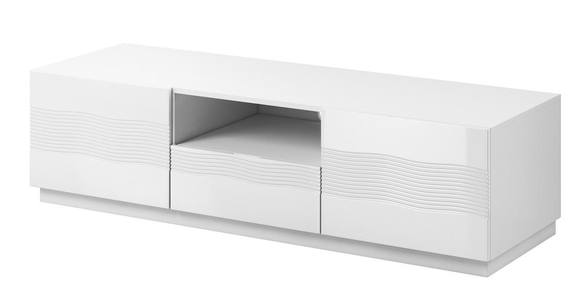TV stolík 2D1S ALABASTER AB-03