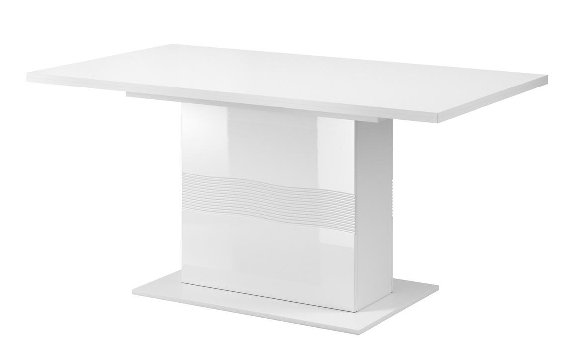 Jídelní stůl rozkládací ALABASTER AB-10