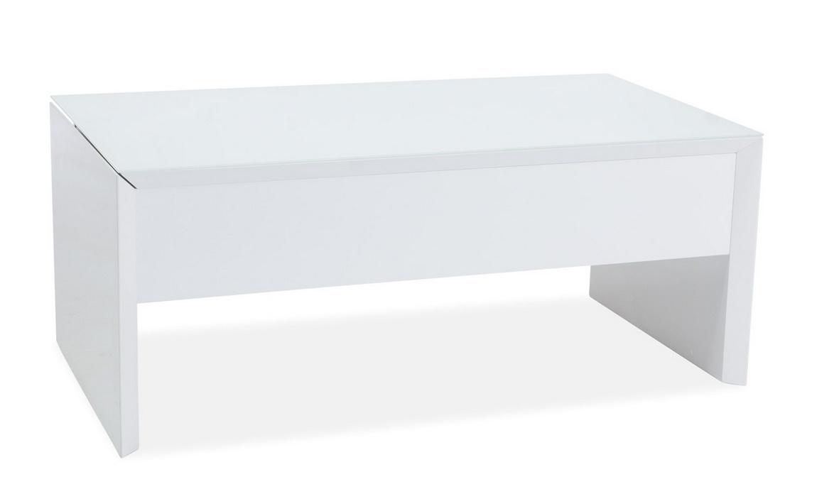 Jídelní/konferenční stůl ALIEN bílá