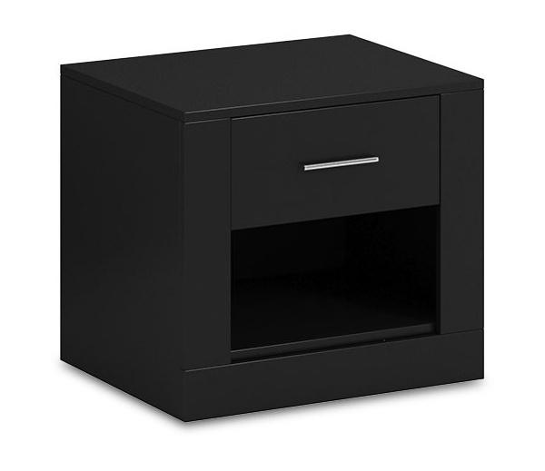 nočný stolík ARTI 07 černá