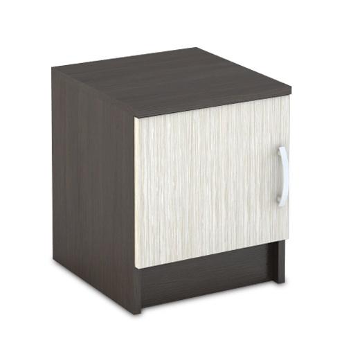 Noční stolek BASIA TB-551 belfort/wenge