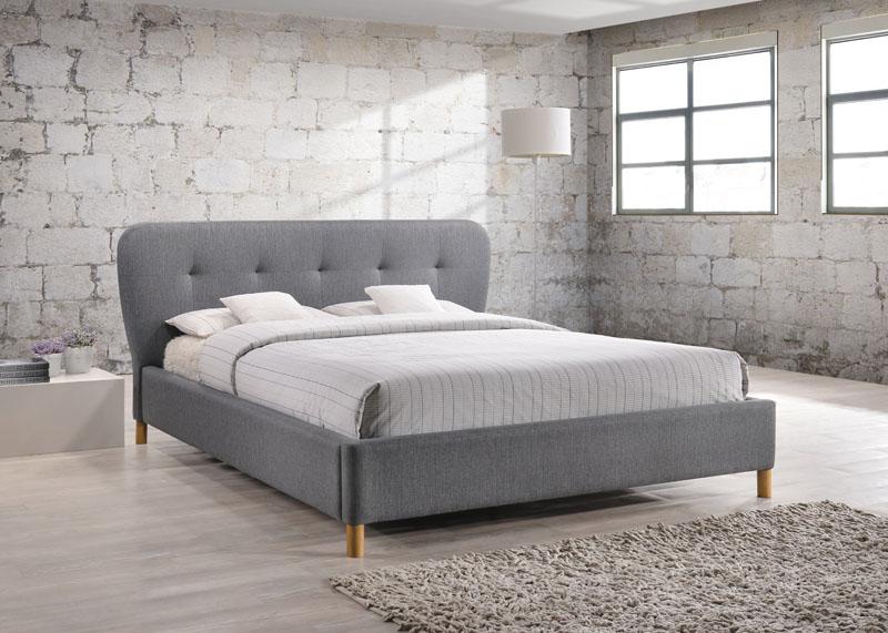 Čalúnená postel BELLA 160x200