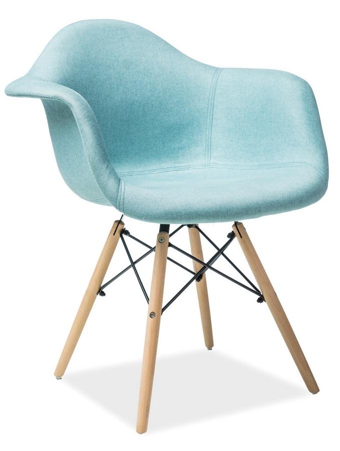 Jedálenská stolička BONO mentolová