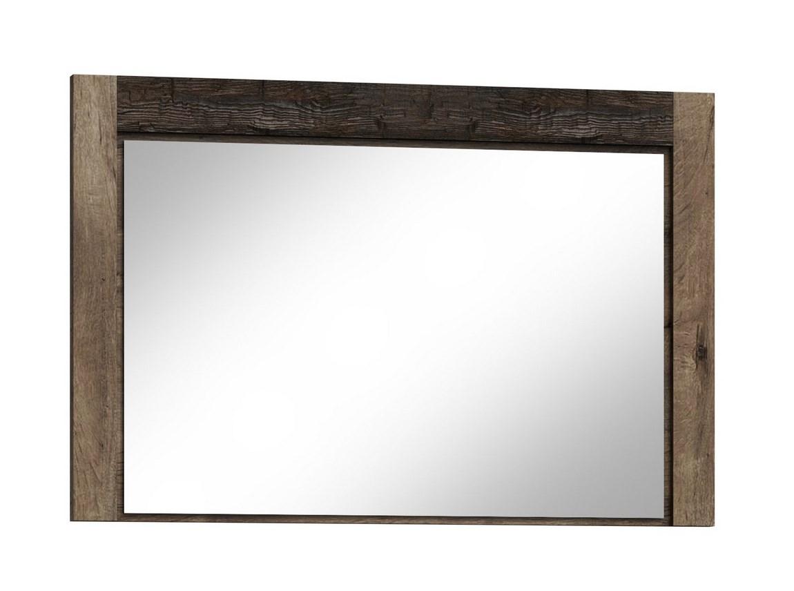 zrkadlo INDIANAPOLIS I-12 jasan tmavý
