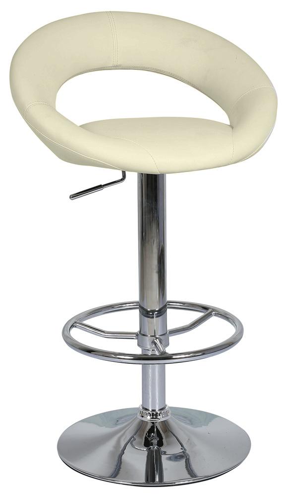 Barová stolička KROKUS C-300 krémová