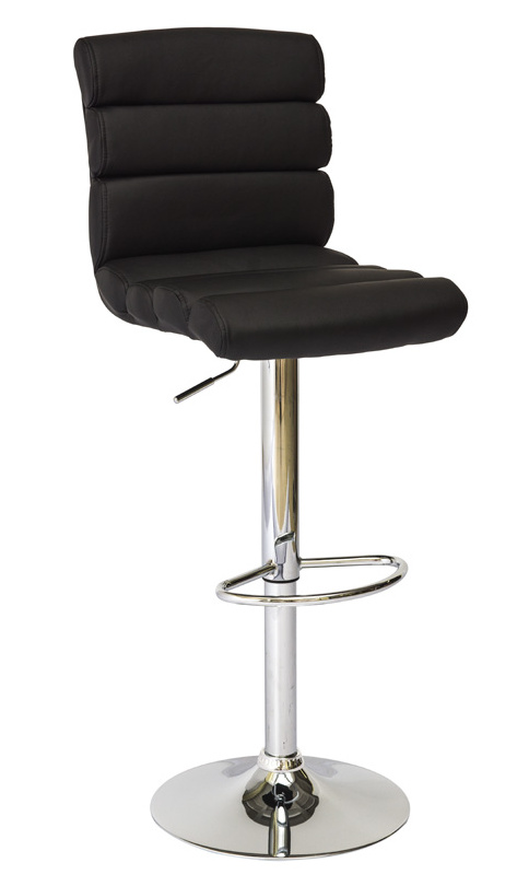 Barová stolička KROKUS C-617 čierna
