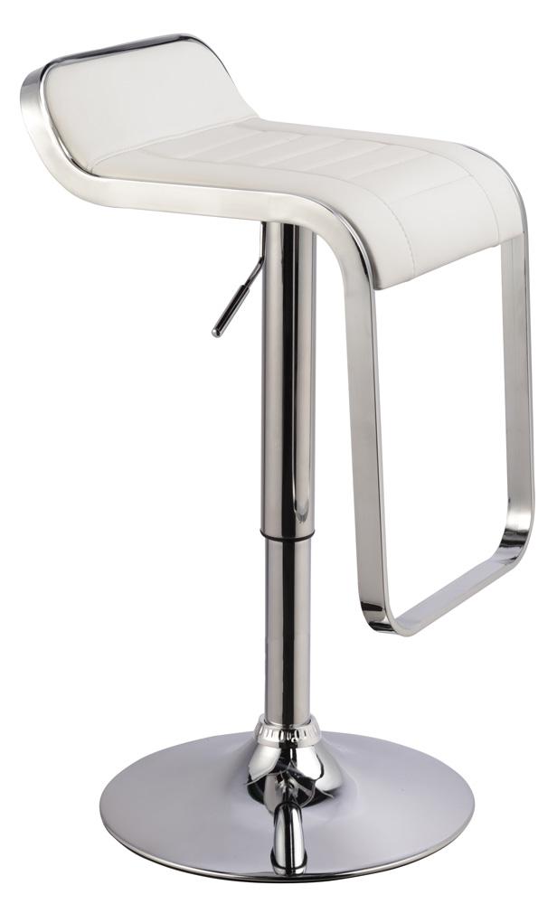 Barová stolička KROKUS C-621 biela