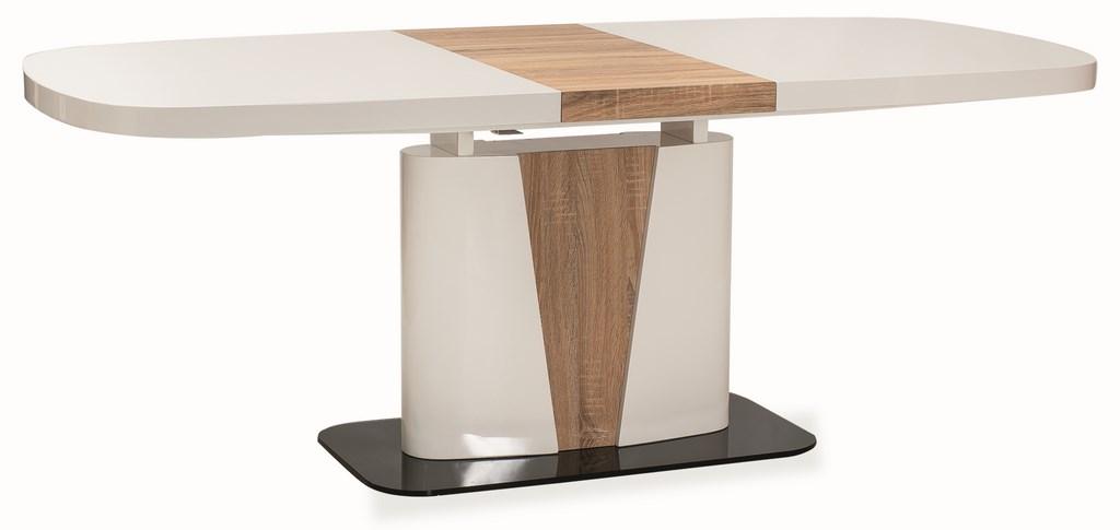 Jedálenský stôl CANGAS rozkladací
