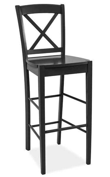 Barová židle CD-964 černá