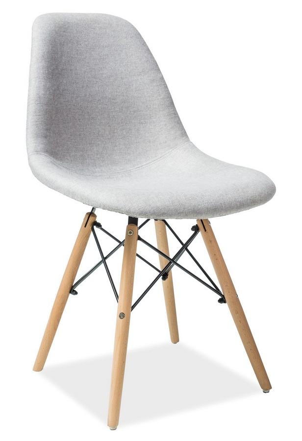 Jídelní židle COCO šedá