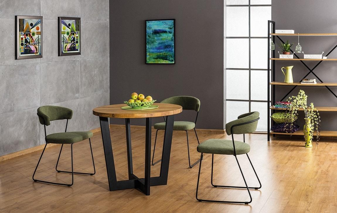 Jedálenský stôl CONO dub masiv