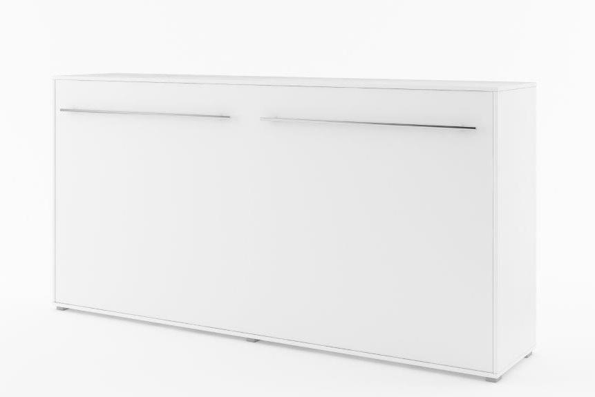 Výklopná postel 140 CONCEPT PRO CP-04 biela