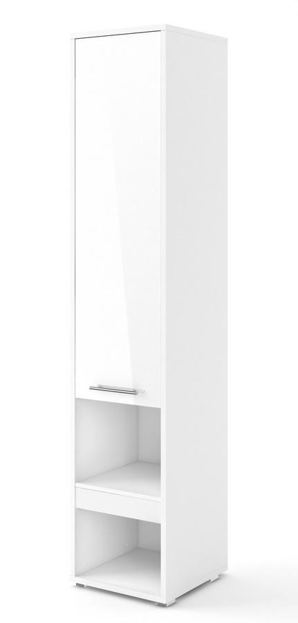 skrinka 1D CONCEPT PRO CP-07 biela/bílý lesk