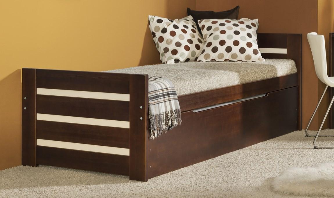 Detská postel DAWID vysúvacia
