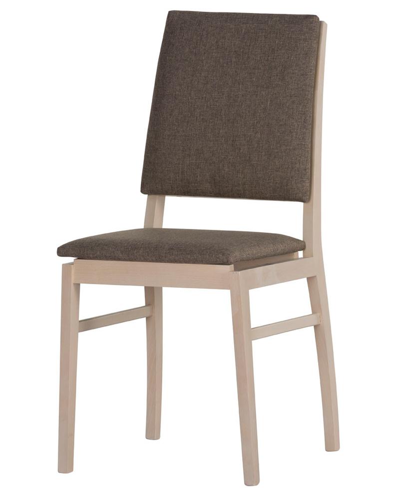 DESJO 101 Jedálenská čalúnená stolička látka