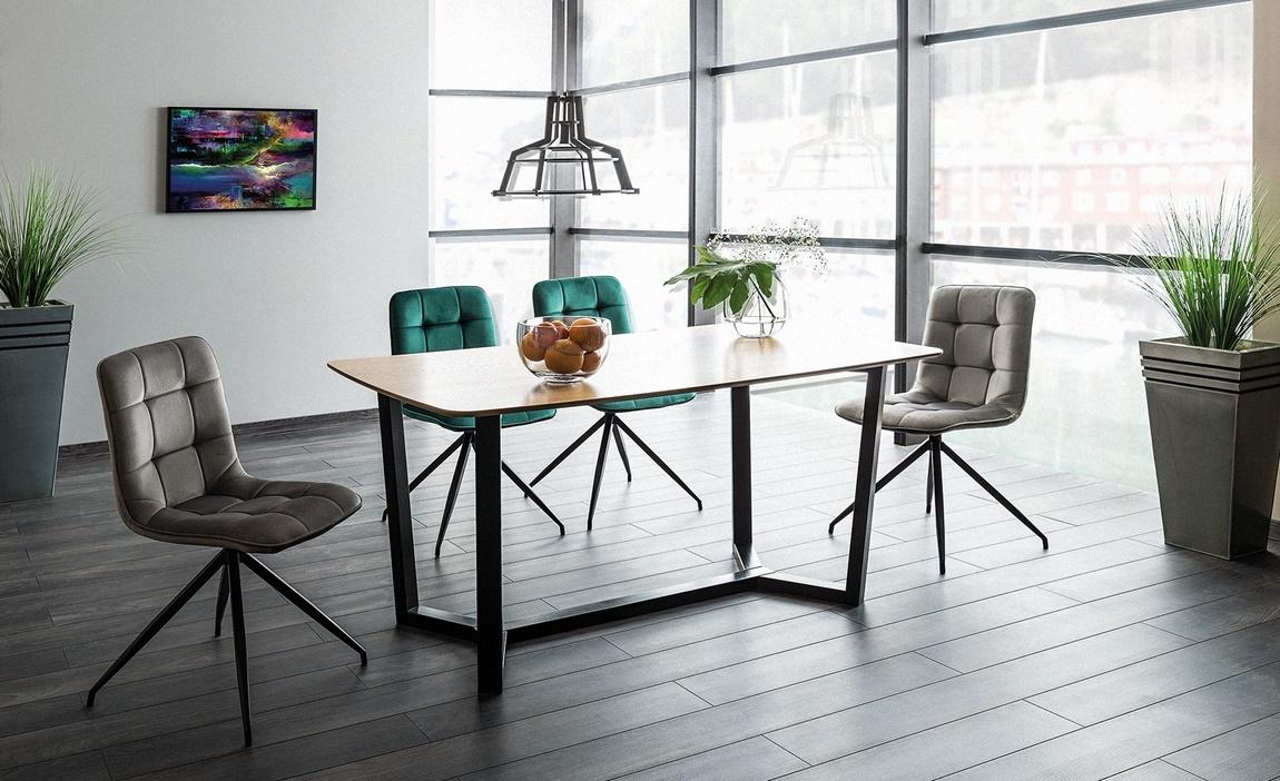 Jedálenský stôl DOSSIER 160x90 cm