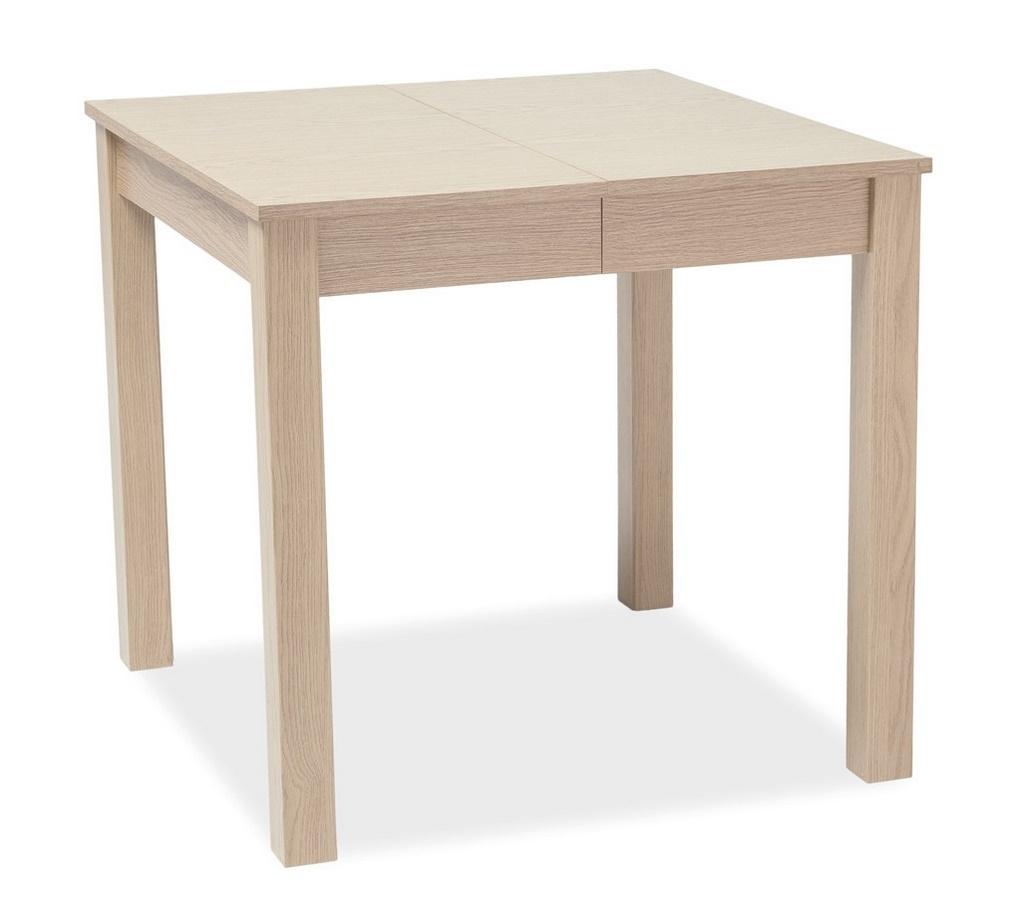 Jedálenský stôl rozkládací ELDO dub sonoma