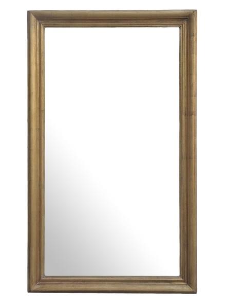 Zrkadlo ELITE 150x90 zlatá