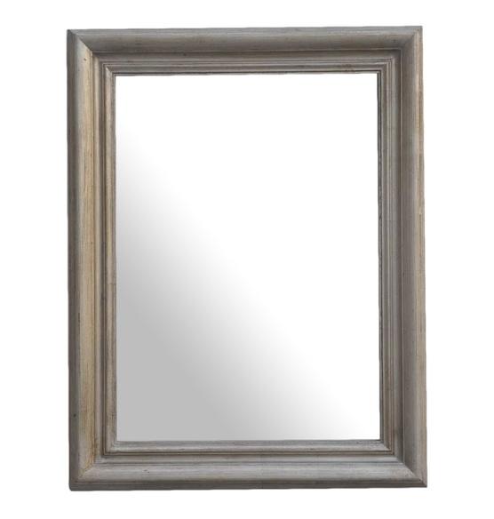 Zrkadlo ELITE 90x70 strieborná