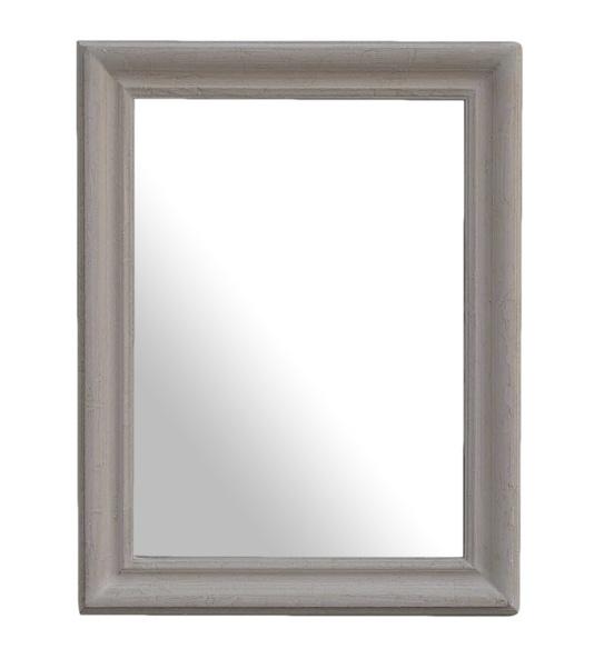 Zrkadlo ELITE 90x70 krémová