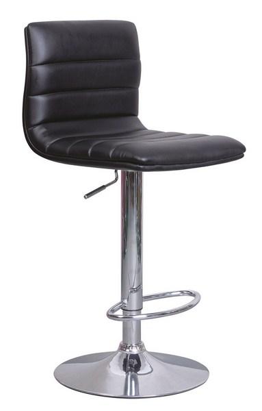 Barová stolička KROKUS C-331 čierna