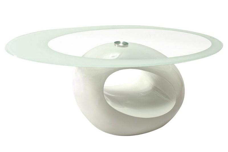 Konferenčný stolík ETNA biela