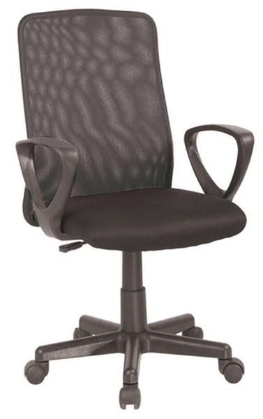 Kancelárska stolička Q-083 čierna