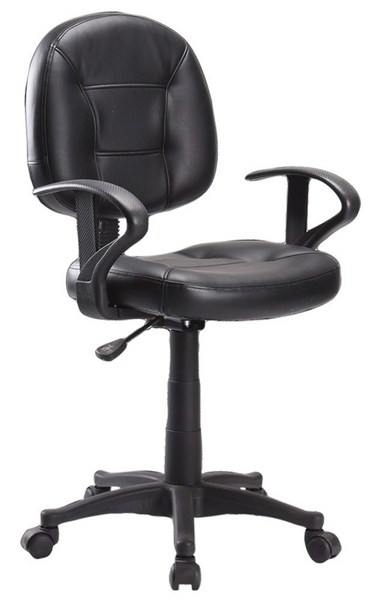 Kancelárska stolička Q-011 čierna