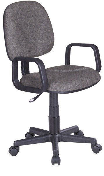 Kancelárska stolička Q-H2 - šedá