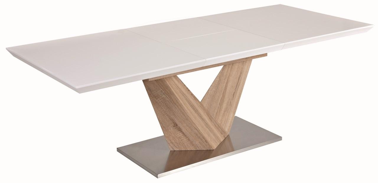 Jedálenský stôl ALARAS rozkladací