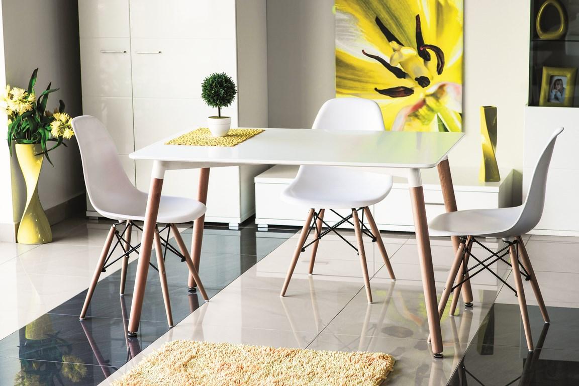 Jedálenský stôl NOLAN 120x80 cm