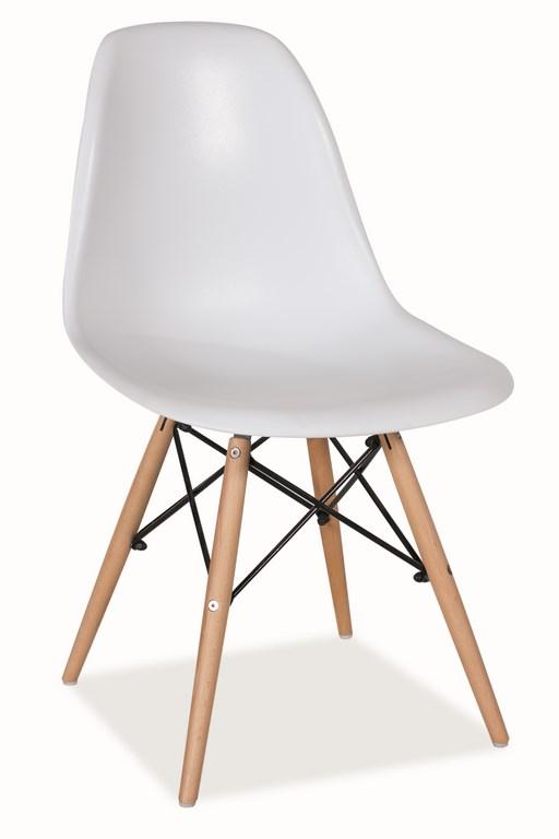 *Jídelní židle MODENA bílá