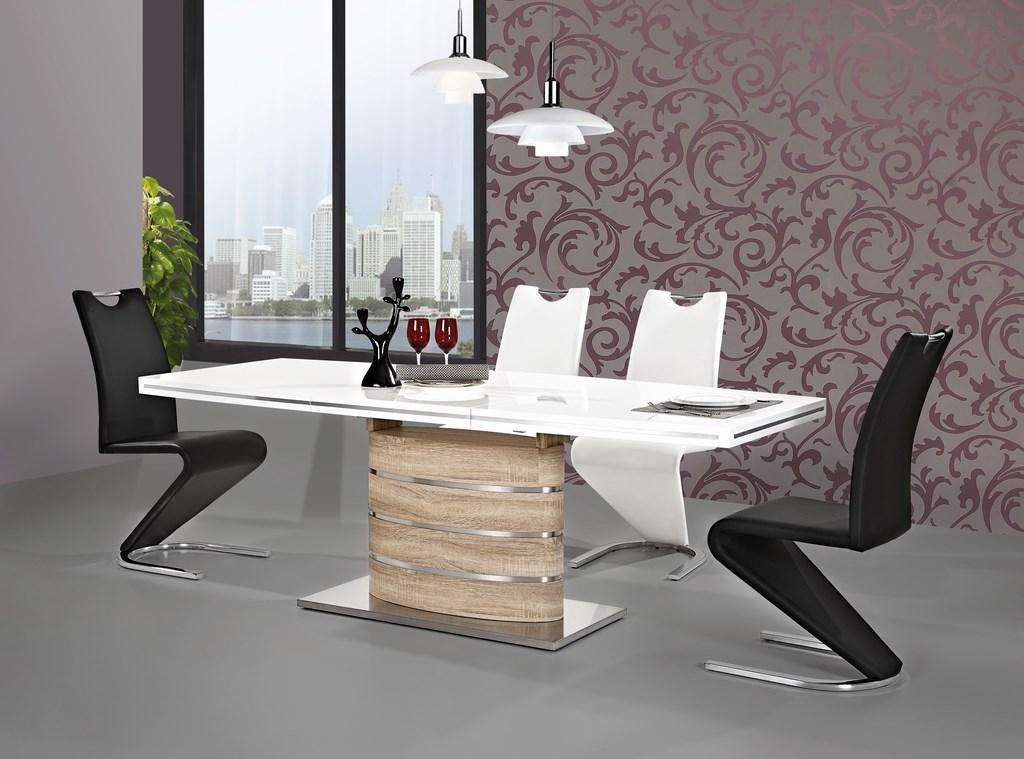 Jedálenský stôl FANO sonoma rozkladací