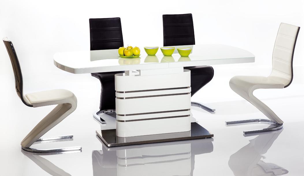 Jedálenský stôl GUCCI rozkladací 140x85