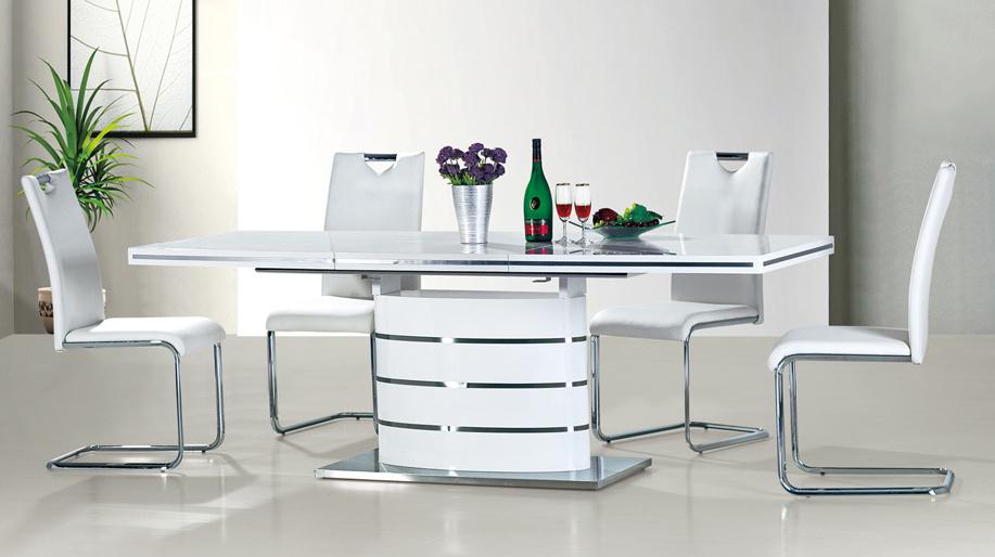 Jedálenská čalúnená stolička H-790 šedá
