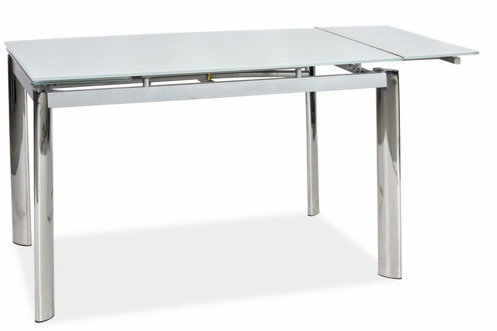 Jedálenský stôl GD-020 rozkladací čierny