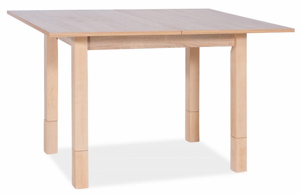 Jedálenský/konferenčný stôl IZA rozkladací dub sonoma