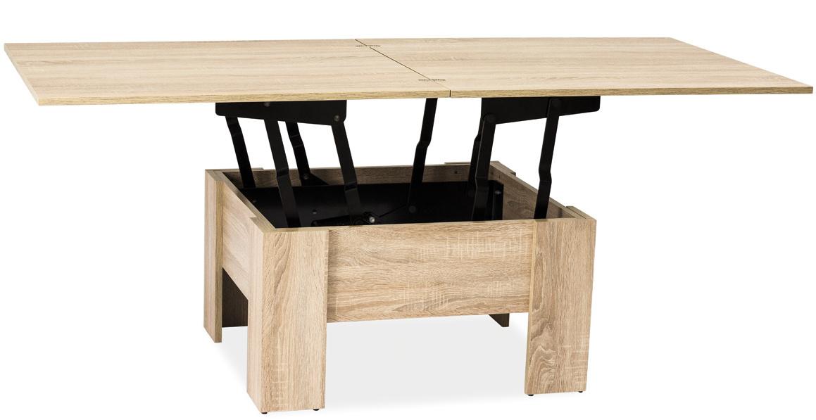 Jedálenský/konferenčný stôl OLA dub sonoma