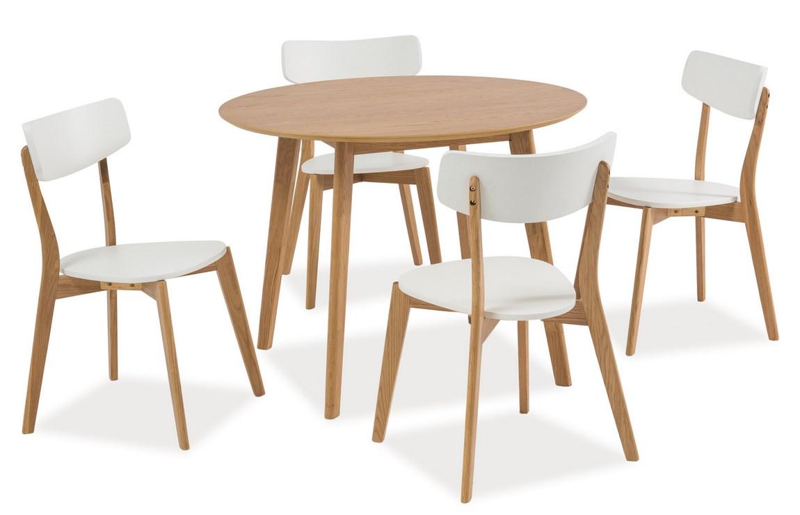 Jedálenská stolička MOSSO
