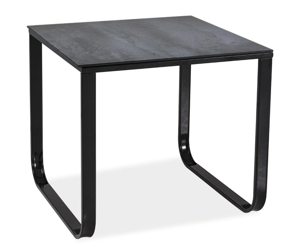 Konferenčný stolík TAXI D šedý kámen