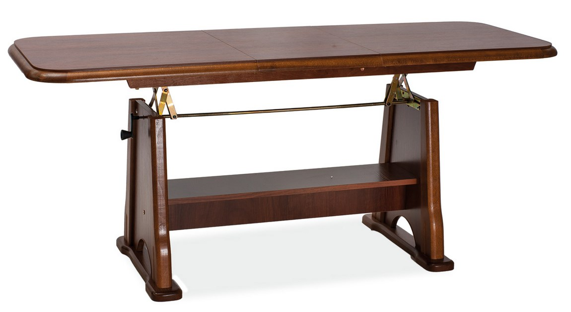 Jedálenský/konferenčný stôl BEATA rozkladací-wenge