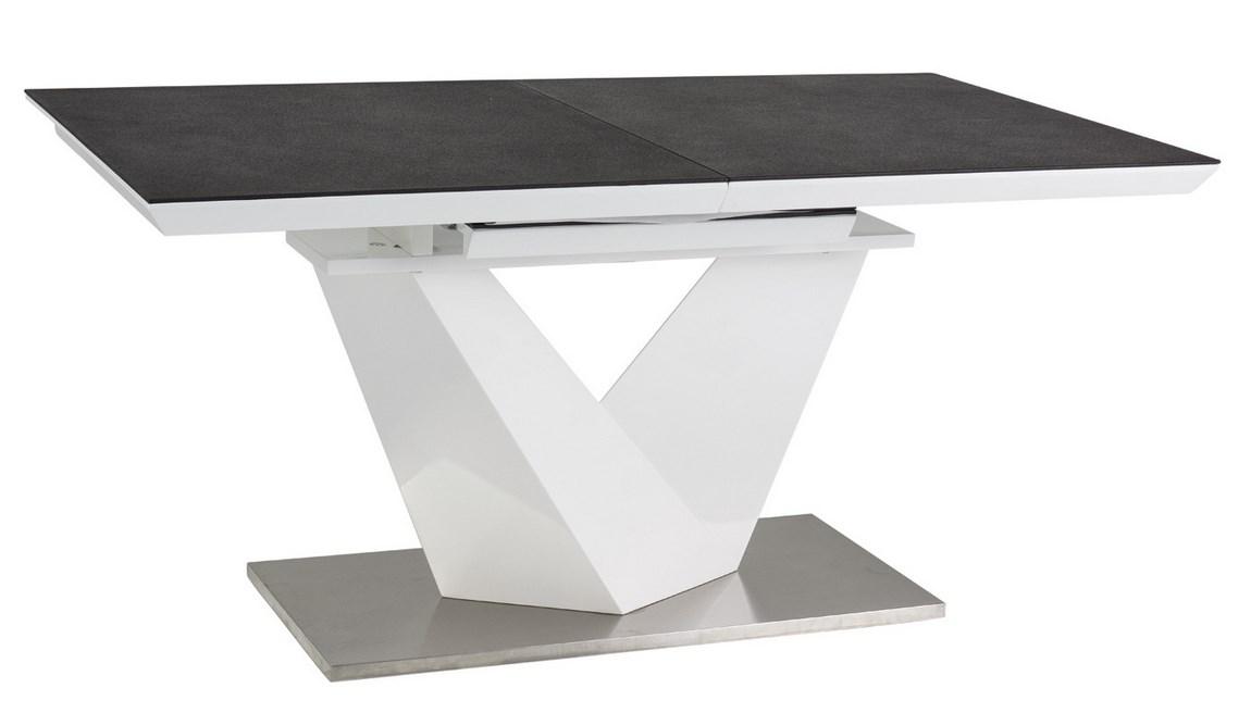 Jedálenský stôl ALARAS II rozkladací 120x80
