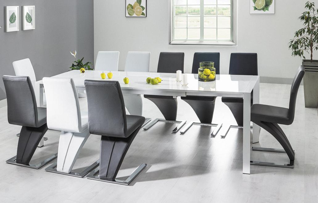 rozkladací Jedálenský stôl LUGANO