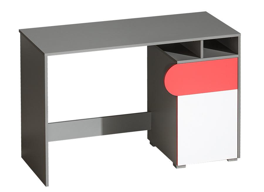 FUTURO F8 pracovný stôl grafit/biela/viac farieb