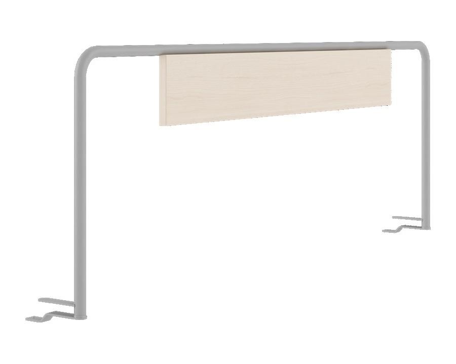 GUSTO G-12b bariéra k posteli dub kremona